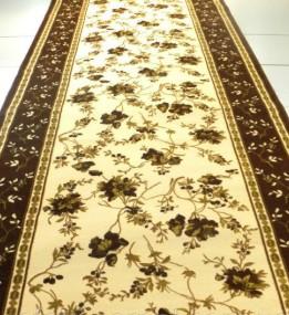 Акриловая ковровая дорожка Exclusive 0383 BROWN
