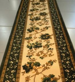 Акриловая ковровая дорожка Exclusive 0383 GREEN