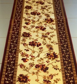 Акриловая ковровая дорожка Exclusive 0383 RED