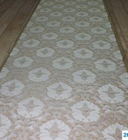 Акрилова килимова доріжка Hadise 2667A k.cream