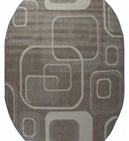 Безворсовий килим Sisal 2357 , BROWN - высокое качество по лучшей цене в Украине.