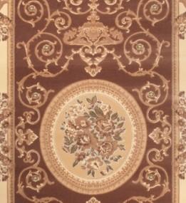 Акриловая ковровая дорожка Veranda 602 , BROWN