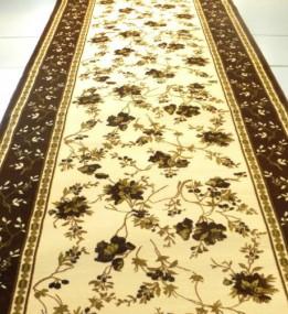 Акриловая ковровая дорожка Exlusive 0383 brown
