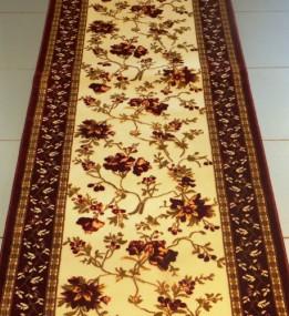 Акриловая ковровая дорожка Exlusive 0383 red