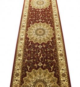 Высокоплотная ковровая дорожка Efes 0559 RED