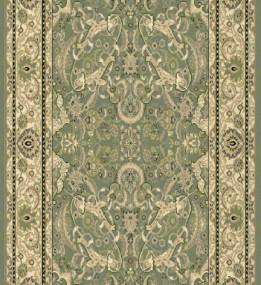Высокоплотная ковровая дорожка Oriental 3416 , GREEN
