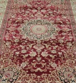 Высокоплотная ковровая дорожка Oriental 4672 , RED