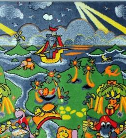 Дитяча килимова доріжка Rainbow 02157 gr... - высокое качество по лучшей цене в Украине.
