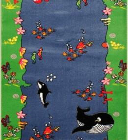 Дитяча килимова доріжка Rainbow 03256 bl... - высокое качество по лучшей цене в Украине.