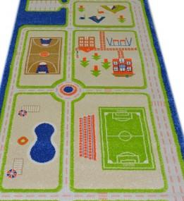 Дитяча килимова доріжка Daisy Fulya 8c44... - высокое качество по лучшей цене в Украине.