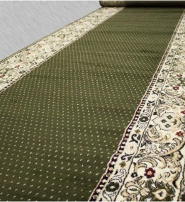 Кремлевская ковровая дорожка Selena / Lotos 588-308 green