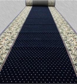 Кремлевская ковровая дорожка Selena / Lotos 588-808 blue Рулон