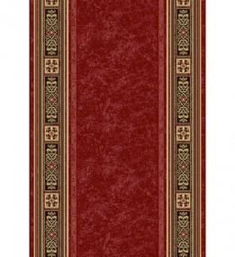 Кремлівська килимова доріжка Selena / Lotos 518-255 red