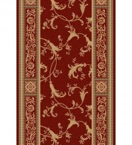 Кремлевская ковровая дорожка Selena / Lotos 522-221 red