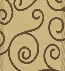 Безворсовая ковровая дорожка Natura Balta 2893 067