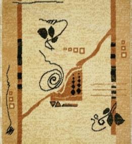 Синтетическая ковровая дорожка Almira 2216 Cream-Beige Рулон