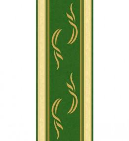 Синтетична килимова доріжка Cadillac 8010 , GREEN