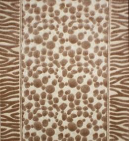Синтетическая ковровая дорожка Chenill 5783A k.cream