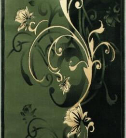 Синтетическая ковровая дорожка Elegant 3951 GREEN