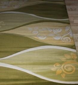 Синтетическая ковровая дорожка Exellent Carving 2885A l.green-green