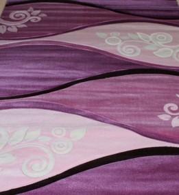 Синтетическая ковровая дорожка Exellent Carving 2885A lilac-lilac