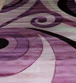 Синтетическая ковровая дорожка Exellent Carving 2892A lilac-lilac
