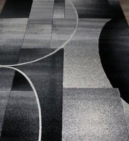Синтетическая ковровая дорожка Festival 7704A l.grey-anthracite
