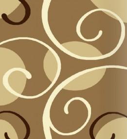 Синтетическая ковровая дорожка Fruze 12277 , BEIGE