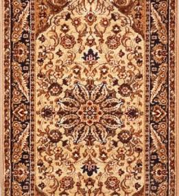 Синтетическая ковровая дорожка Topaz Beige Рулон