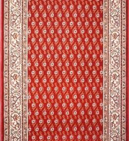 Синтетическая ковровая дорожка Zdrojek Dark-Red Рулон