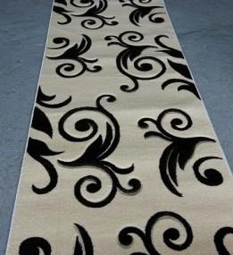Синтетическая ковровая дорожка Legenda 0391 крем