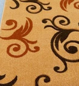 Синтетическая ковровая дорожка Legenda 0391 терра