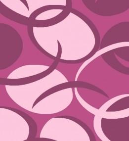 Синтетическая ковровая дорожка Martez 12288 , DARK PINK