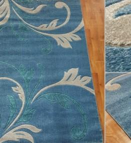 Синтетическая ковровая дорожка Melisa 371 blue