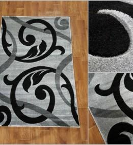 Синтетична килимова доріжка Melisa 303 grey