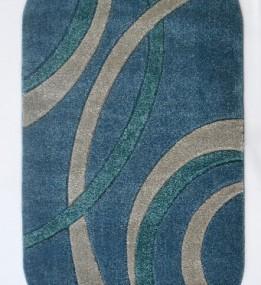 Синтетическая ковровая дорожка Melisa 355 blue
