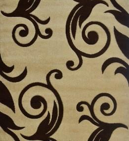 Синтетическая ковровая дорожка Melisa 391 cream
