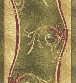 Синтетическая ковровая дорожка Neva N 185 green