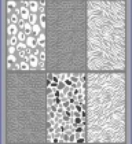 Синтетическая ковровая дорожка Rana 7085 , GREY