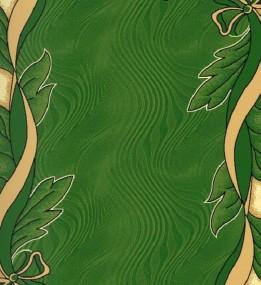 Синтетическая ковровая дорожка Selena 788 , GREEN