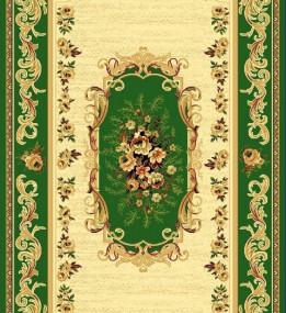 Синтетическая ковровая дорожка Selena 1241 , GREEN