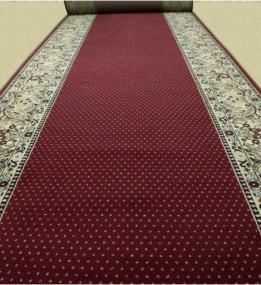 Кремлевская ковровая дорожка Selena / Lotos 588-208 red Рулон
