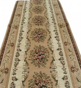 Синтетическая ковровая дорожка Selena / Lotos 535-106 beige