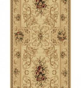 Синтетическая ковровая дорожка Selena / Lotos 534-016 beige
