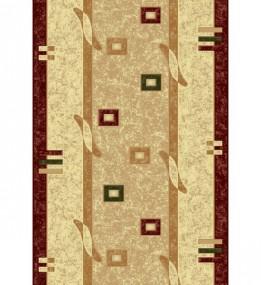 Синтетическая ковровая дорожка Selena / Lotos 579-120 red