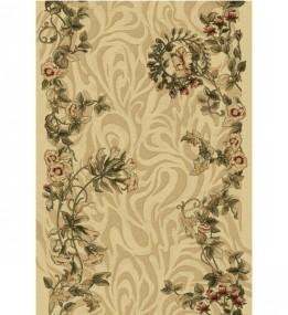Синтетическая ковровая дорожка Selena / Lotos 590-110 beige
