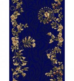 Синтетическая ковровая дорожка Selena / Lotos 590-880 blue