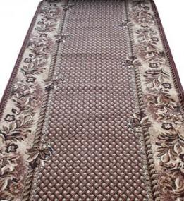 Синтетическая ковровая дорожка Silver  / Gold Rada 316-12 Pletenka beige