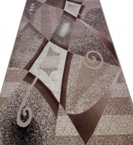 Синтетическая ковровая дорожка Silver  / Gold Rada 103-12 Shari beige