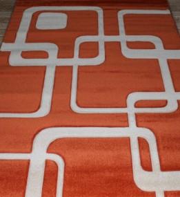 Синтетическая ковровая дорожка Tuna New 5280A orange